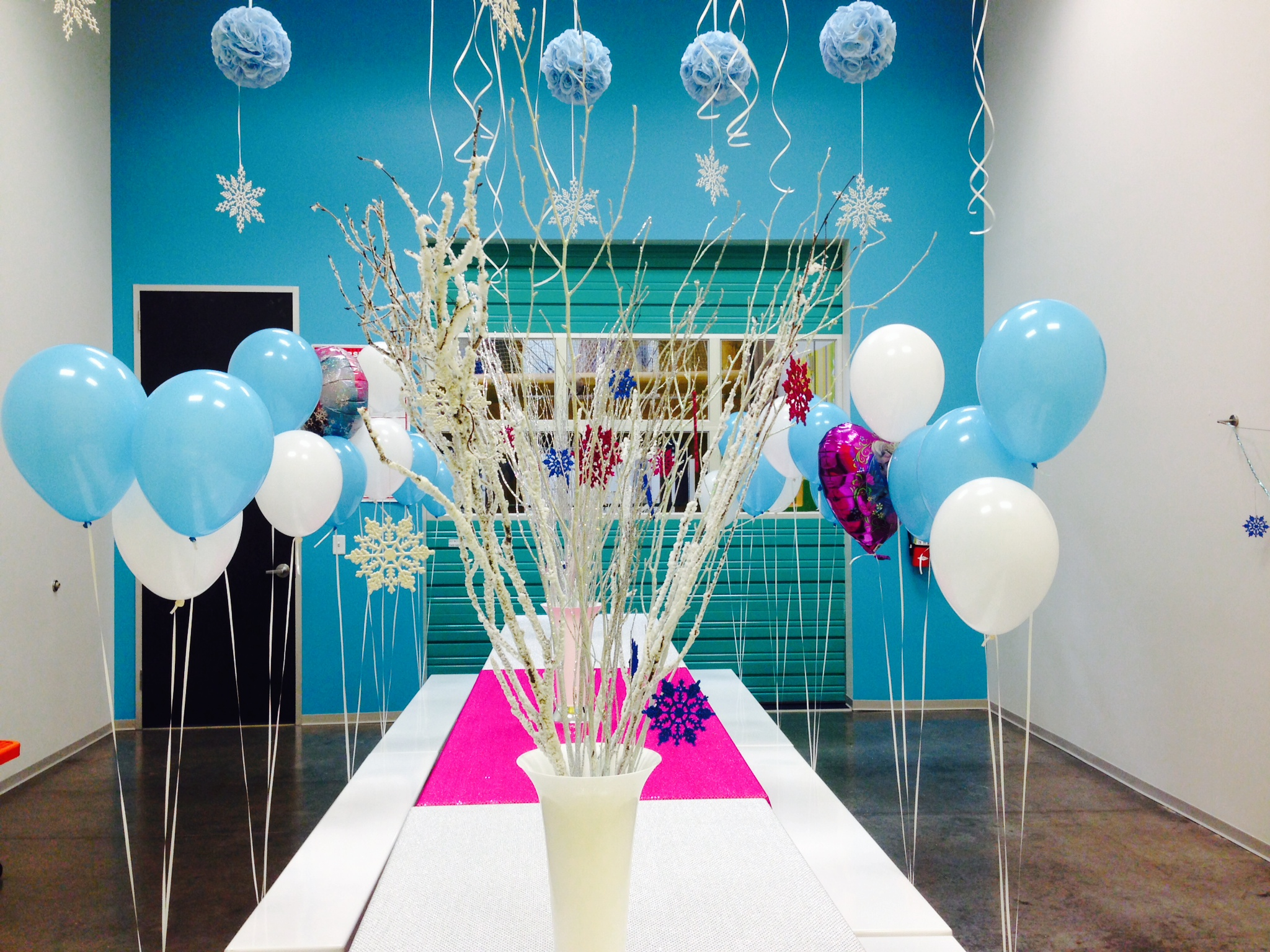 Wonderwild parties for Decoracion con globos
