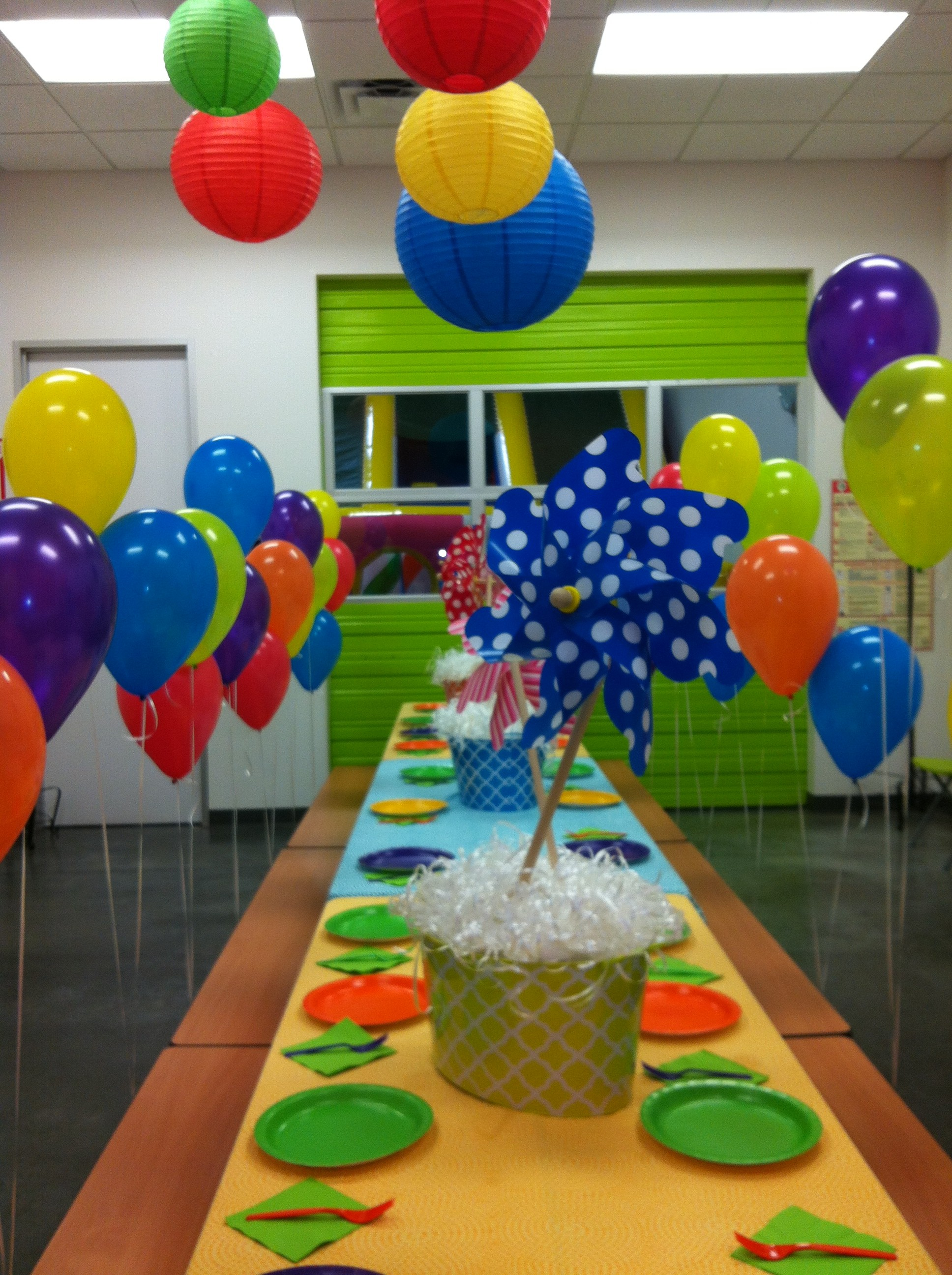 Colorful Party Decorations Your Party Decorations For